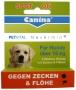 CANINA Petvital Novermin 4 ml (nuo 15 kg)